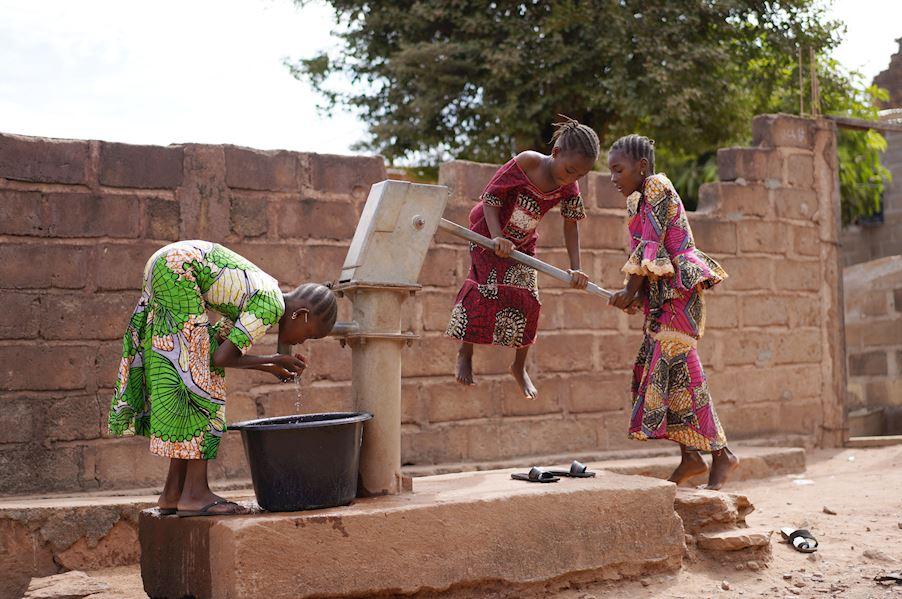 Fonds pour l'eau en Afrique