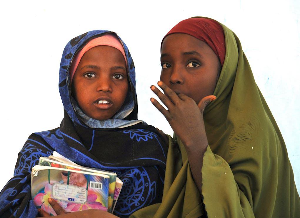 Kit Scolaire Somalie