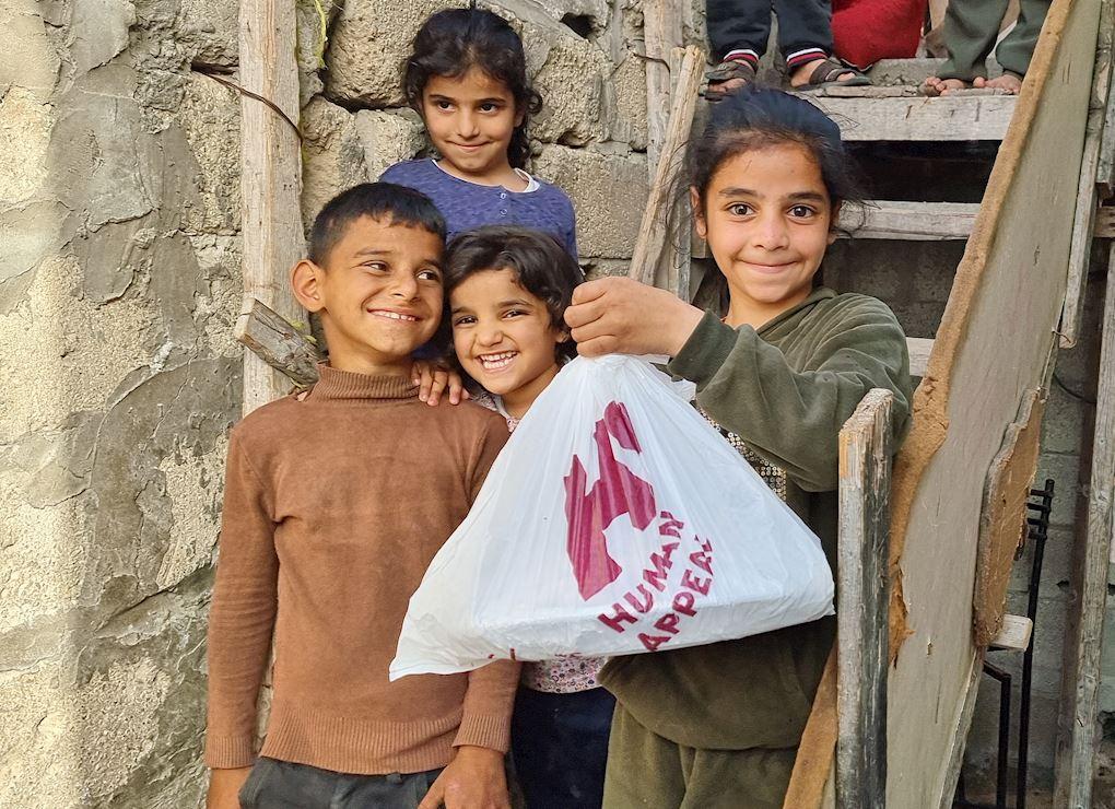 Fonds alimentaire Palestine