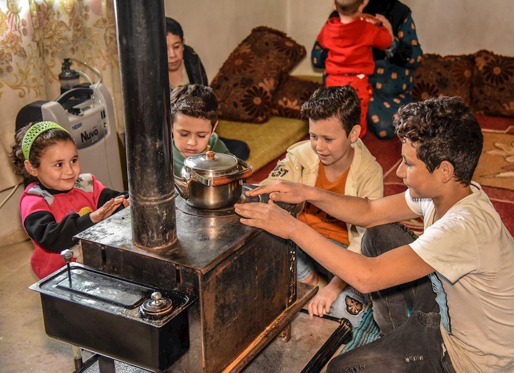 Fonds Hiver Liban