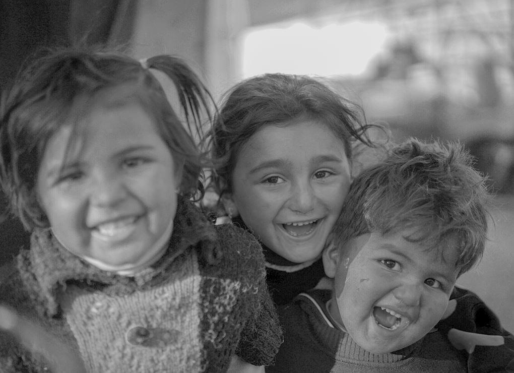 Les Orphelins dans nos Cœurs