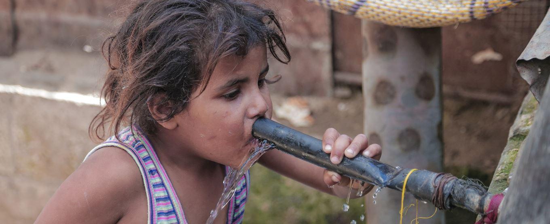 eau potable gaza