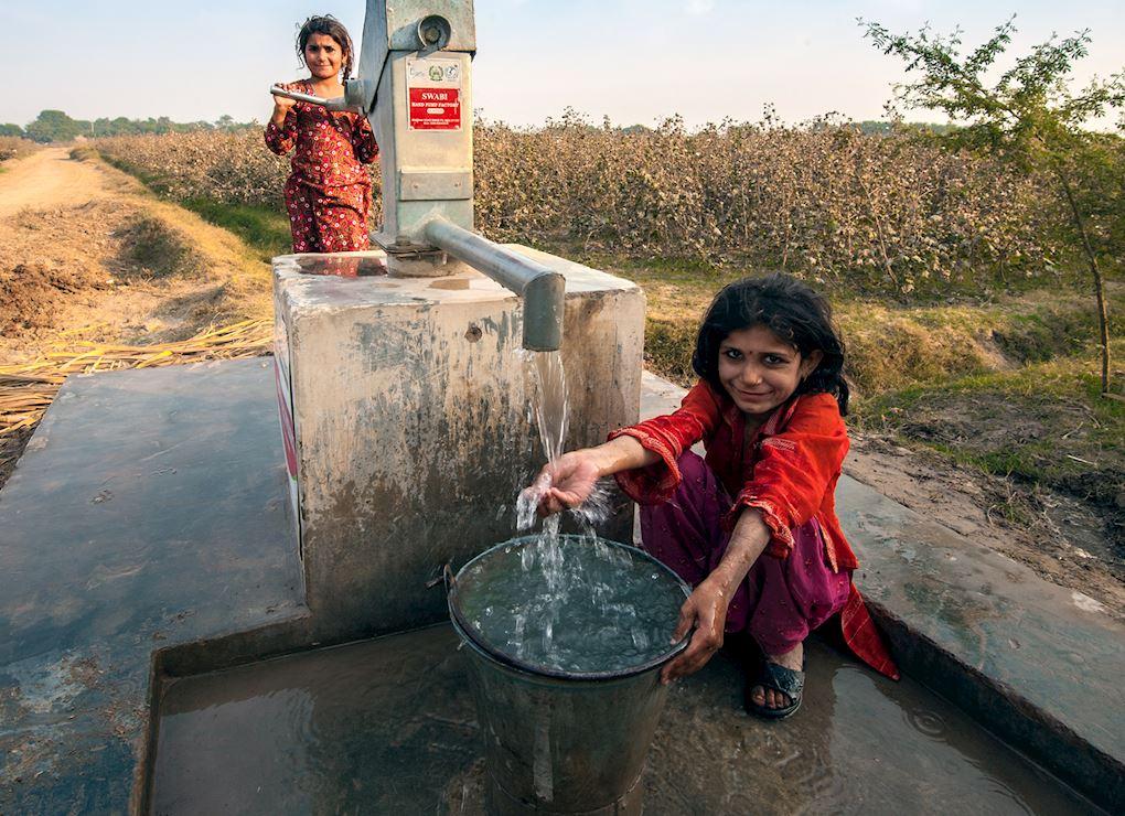 Fonds eau potable