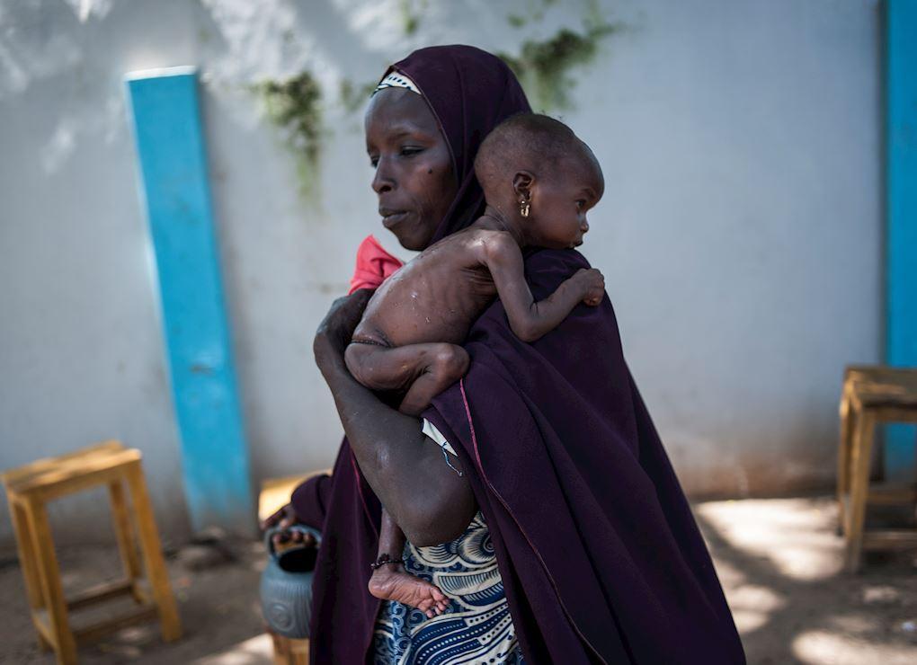 Sauver des vies en Somalie