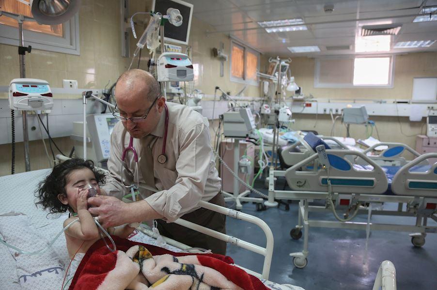 Fonds médical Palestine