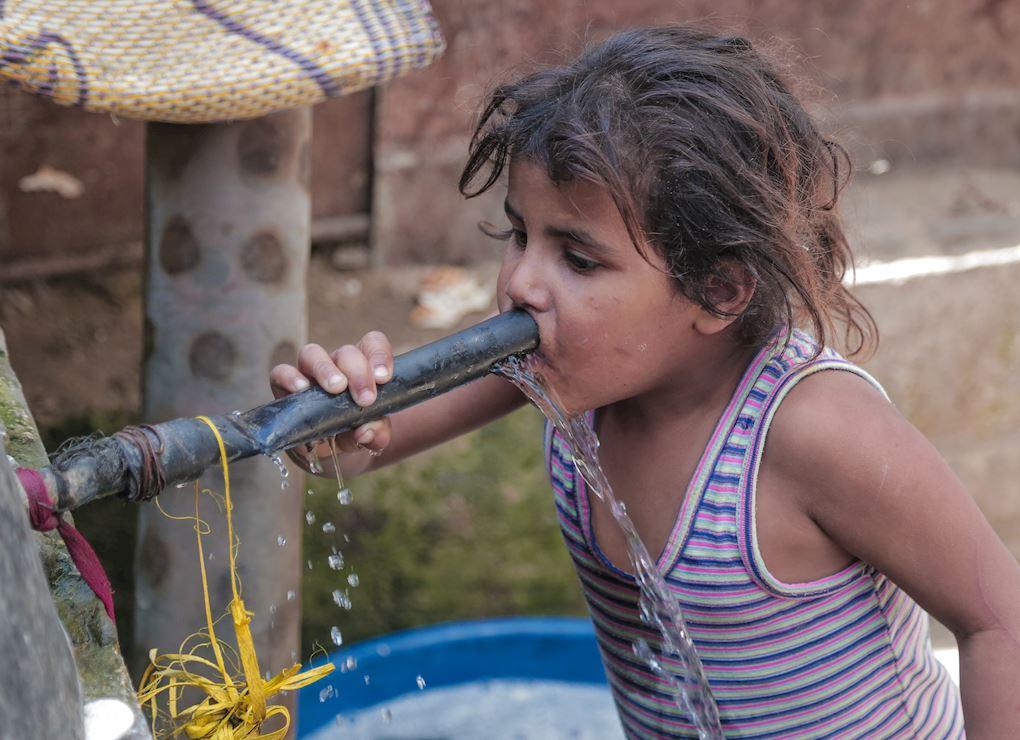 Rendre l'eau potable à Gaza