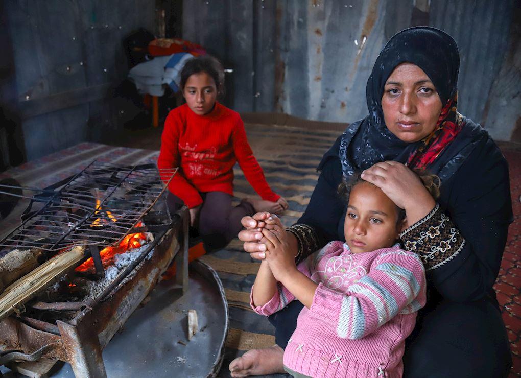 Fonds Hiver Palestine