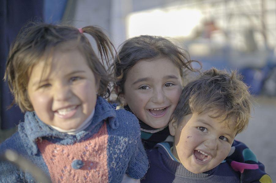 Parrainage orphelins