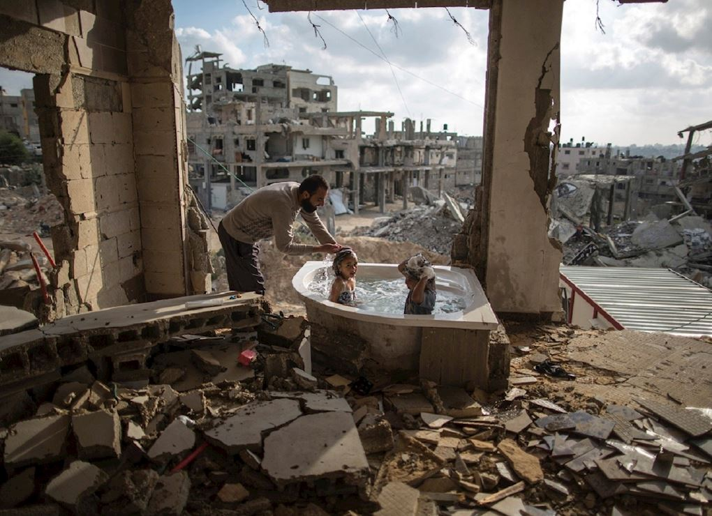 Urgence à Gaza