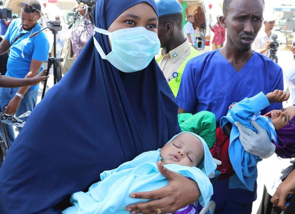 Pays pauvres : Kits d'hygiènes contre le Coronavirus