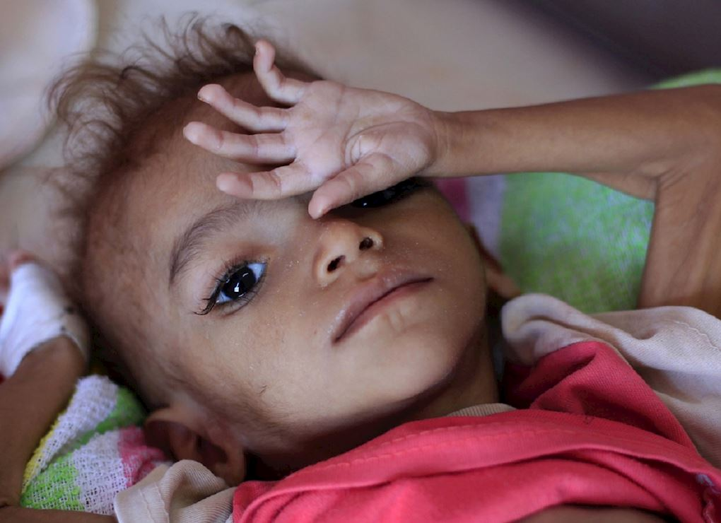 Sauver des vies au Yémen