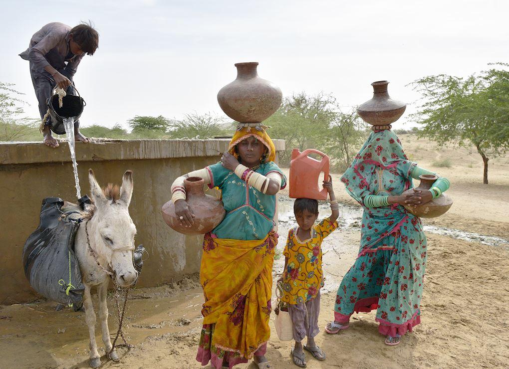 Forages puits au Bangladesh et Pakistan