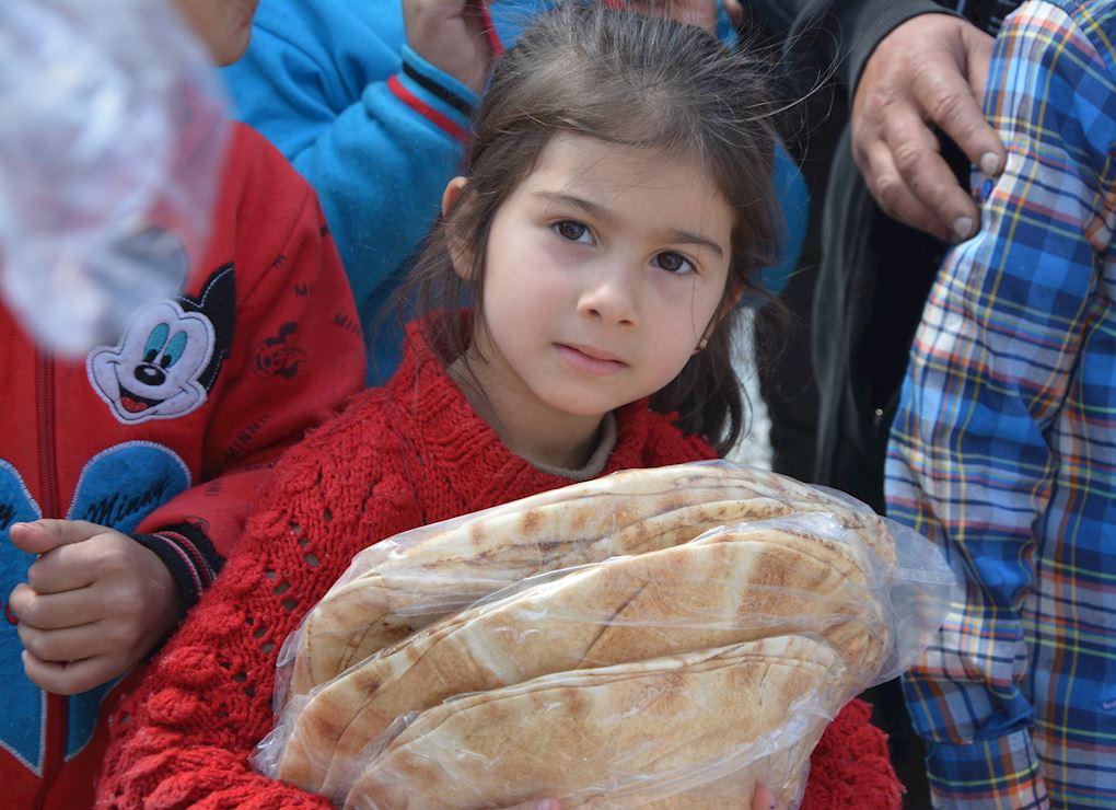 Nourrir les Libanais dans le besoin
