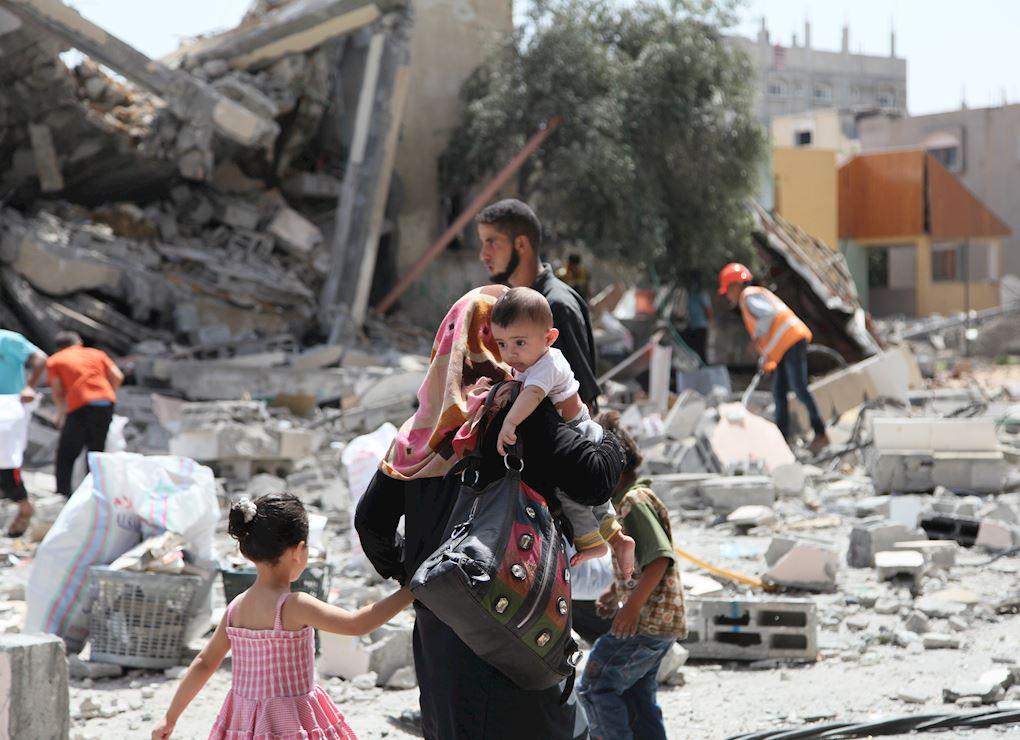Urgence Gaza