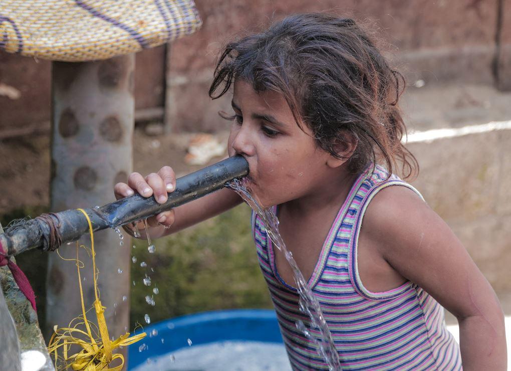 Dîner caritatif : A l'eau Gaza ?
