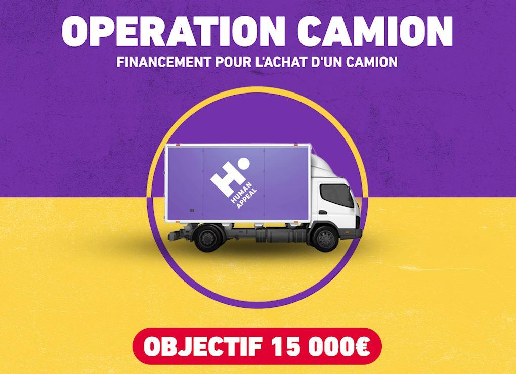Opération Camion