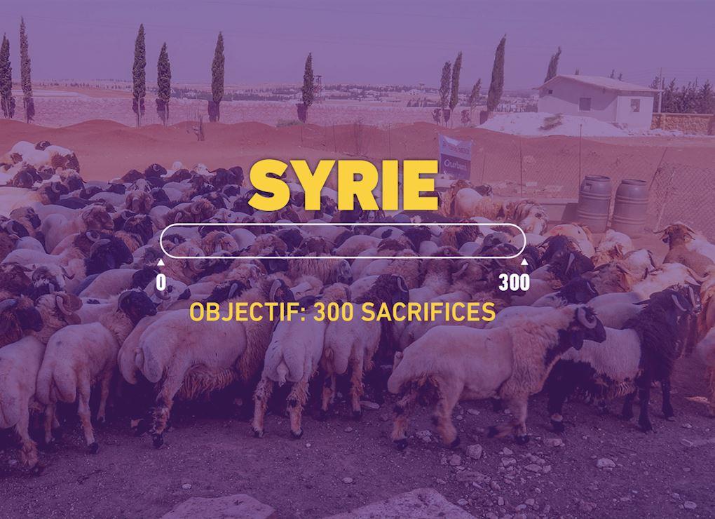 Aid al Adha - Syrie