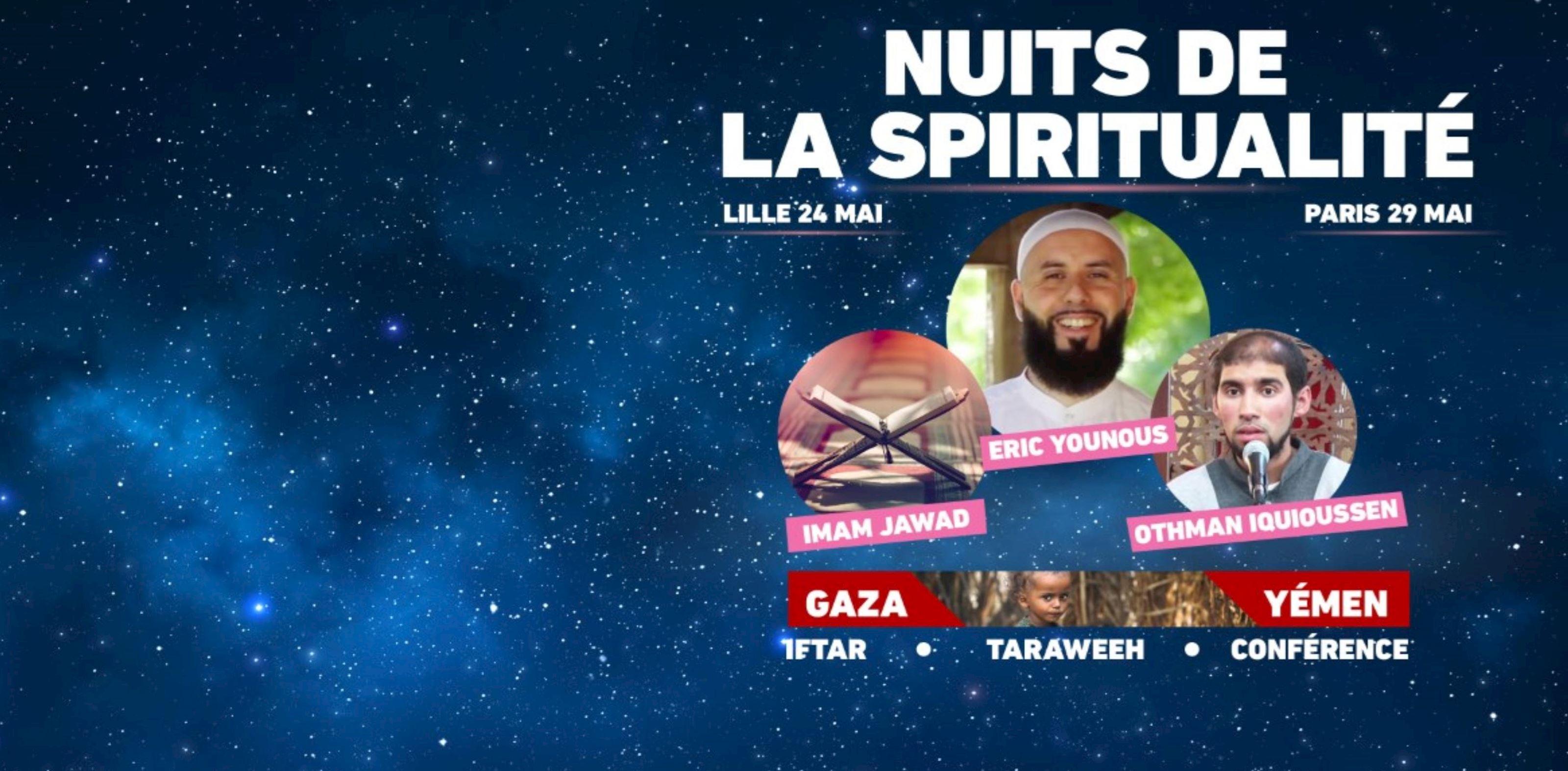 Partagez un Iftar tout en spiritualité !