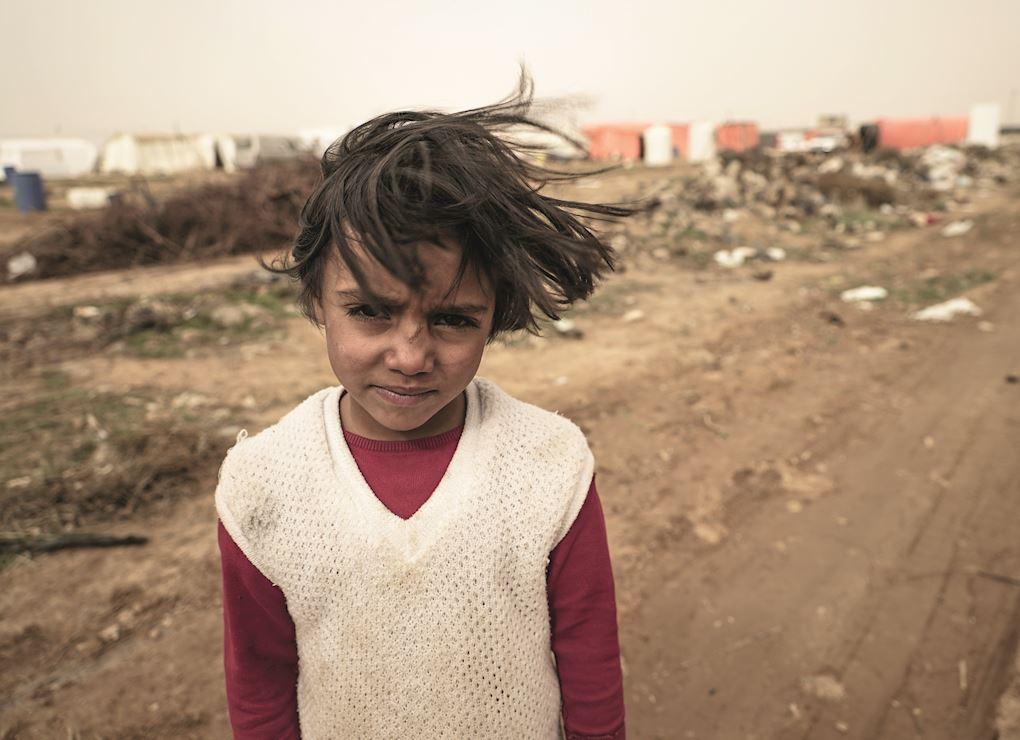 Être Enfant à Gaza