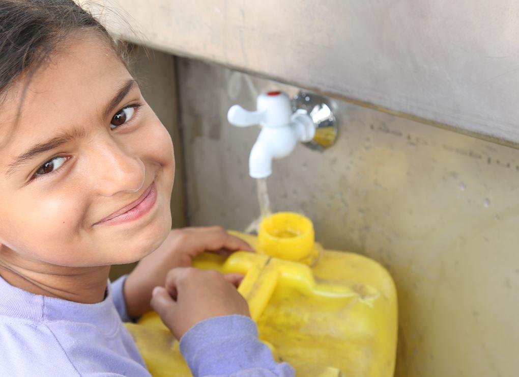 Assainissement de l'eau - Gaza