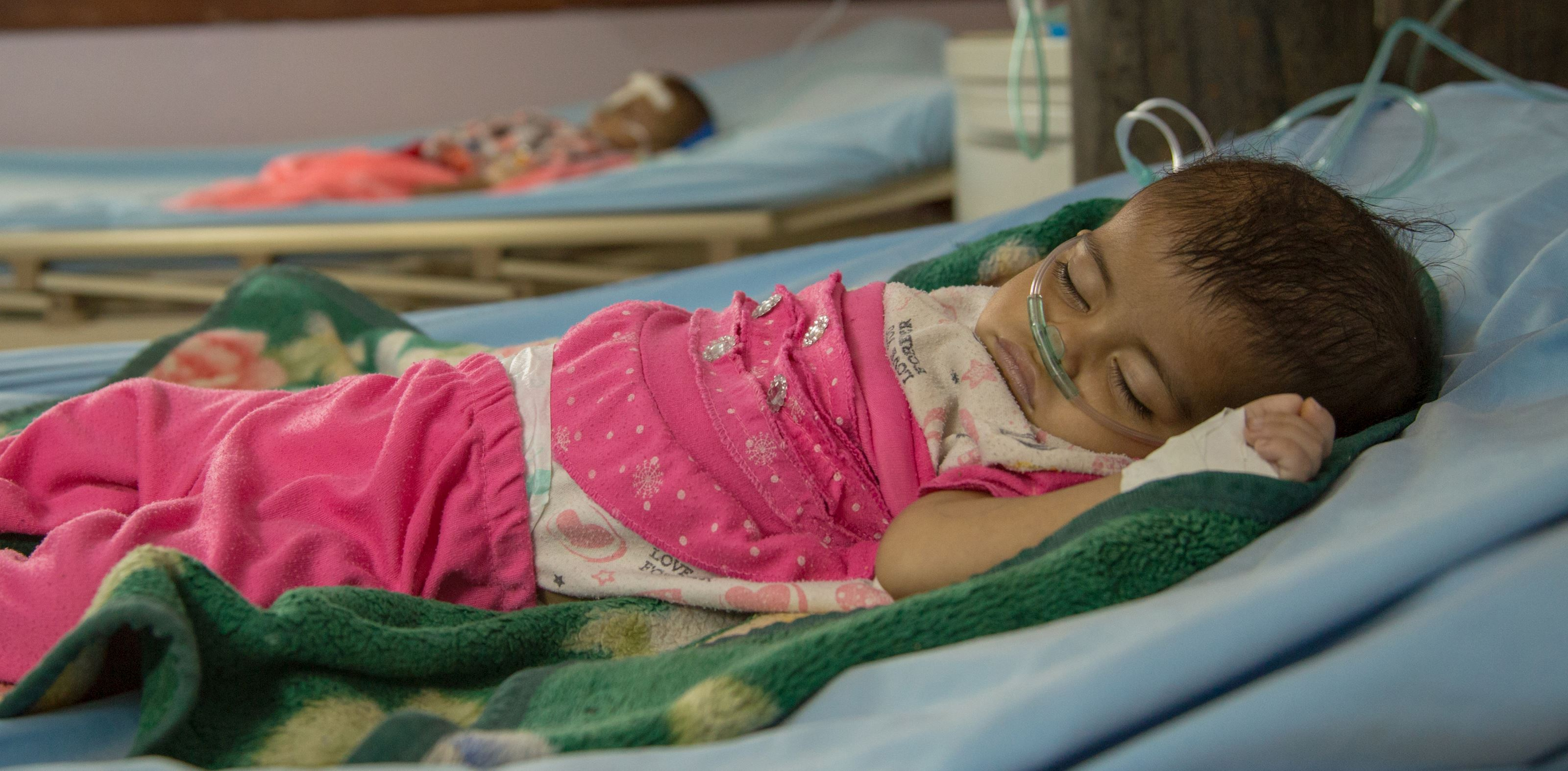 La pire crise humanitaire au monde !