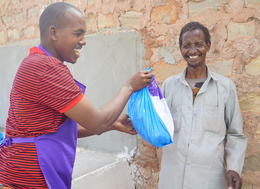 Sacrifice en Somalie - Part de Vâche