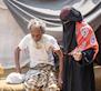 Layla n'a pas pu échapper à la faim au Yémen