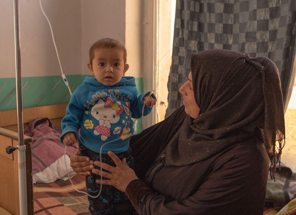 Sauver les vies des réfugiés syriens